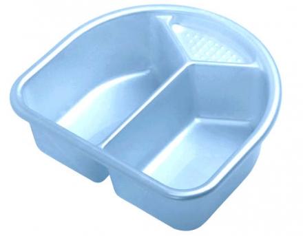 Waschschüssel Rotho Top Baby Bleu Perl