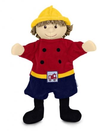 Sterntaler Handpuppe 3601643 Feuerwehrmann