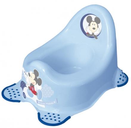 Babytopf Deluxe OKT Mickie Mouse hellblau
