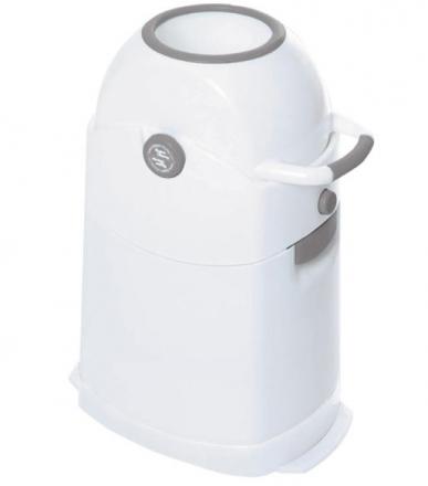 Diaper Champ regular silver diaper bucket