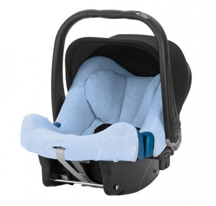 Römer Summer Cover blue for Baby Safe Plus, Plus II and Baby Safe SHR II