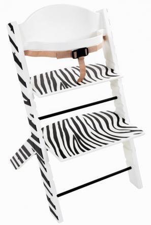 Treppy 2041 Zebra Kinderhochstuhl