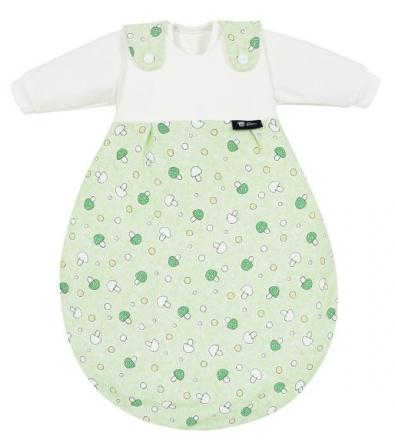 Alvi 423857133 Baby-Mäxchen® 3 tlg. Glückspilz grün 68/74