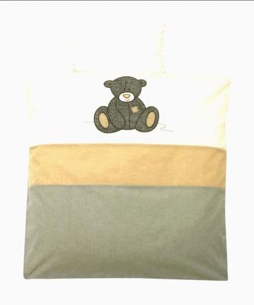 Alvi 401255519 bedding application knitted teddy 100x135cm 2016/2017