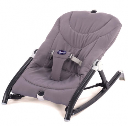 Chicco Schauckelwippe Pocket Relax Grey 0+