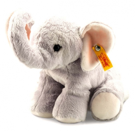 Steiff Benny Elefant 20 grau sitzend