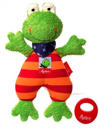 Sigikid 38680 Spieluhr Folunder Frog Preisvergleich