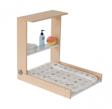 Geuther 4872/032 hanging changing table Wicki nature