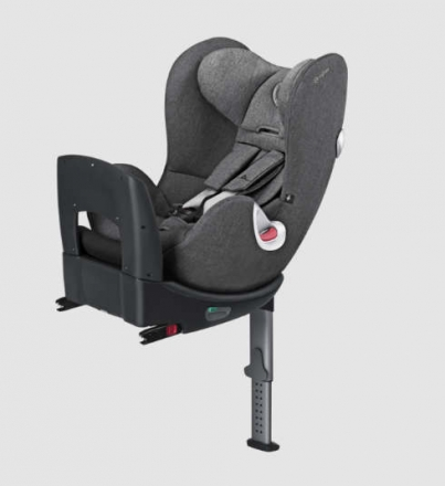 Cybex Sirona Plus Manhatten Grey