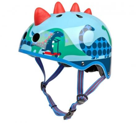 Micro AC 4575 helmet size M (53-58cm) Scootersaurus 3D