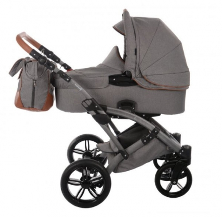 Knorr 3287-1 online not available Voletto Premium stroller-set grey