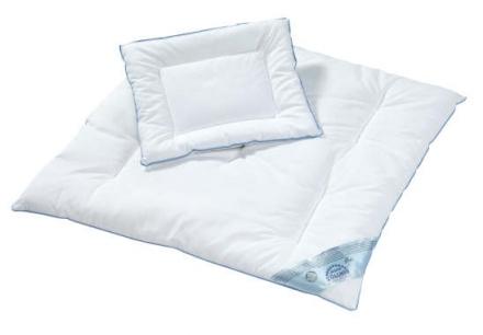 Zöllner 2000-0 Hygiena bedding-set 80x80 cm / 40x60 cm
