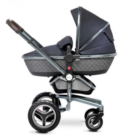 Silver Cross Surf Kinderwagen Special Edition all inclusive Premium Set Henley