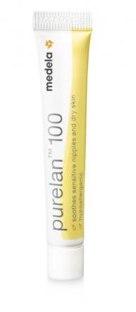 Medela 008.0048 PureLan™100 nipple cream (7g package)