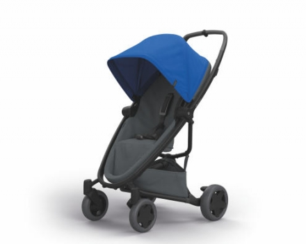 Quinny 1398379000 Zapp Flex Plus Buggy blue on graphite