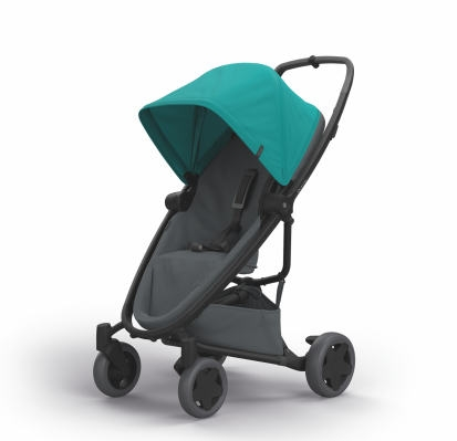 Quinny · Quinny 1398380000 Zapp Flex Plus Buggy green on graphite
