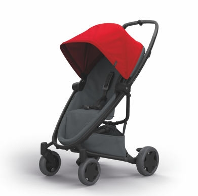 Quinny 1398993000 Zapp Flex Plus Buggy red on graphite