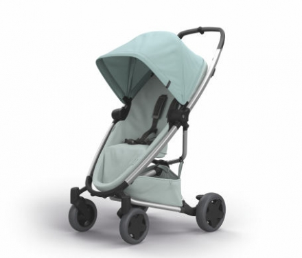 Quinny · Quinny 1398994000 Zapp Flex Plus Buggy frost on grey