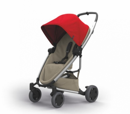 Quinny 1398996000 Zapp Flex Plus Buggy red on sand