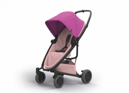Quinny 1398998000 Zapp Flex Plus Buggy pink on blush Preisvergleich