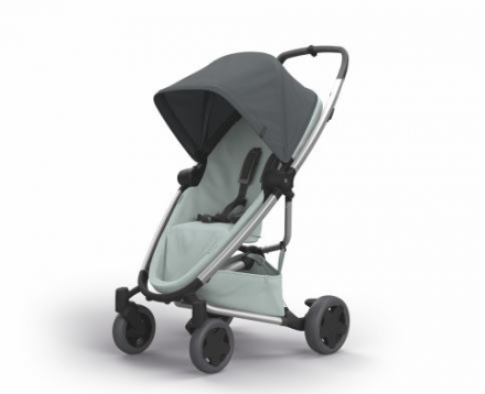 Quinny · Quinny 1398999000 Zapp Flex Plus Buggy graphite on grey