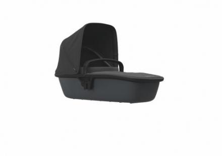 Quinny 1505601000 Zapp Lux Kinderwagenaufsatz Black on Graphite