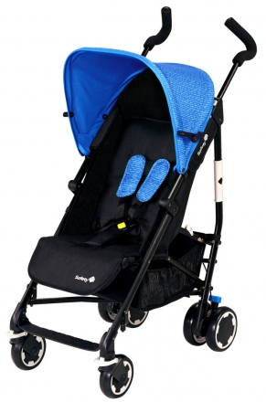 Safety First 1260325000 Compacity popblue buggy