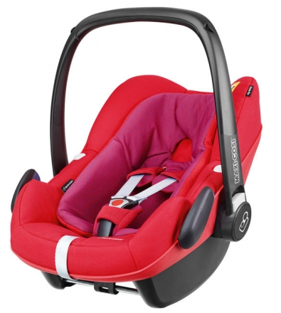 Maxi-Cosi Pebble Plus  Red Orchid (I-size) 2017