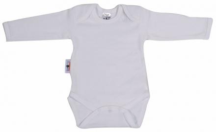 Baby Plus Schröders bodysuit 1/1 arms white