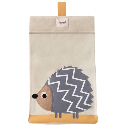 3sprouts bag for diapers hedgehog