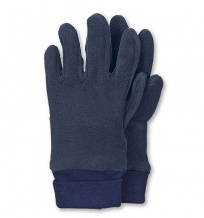Sterntaler gloves size 4 navy