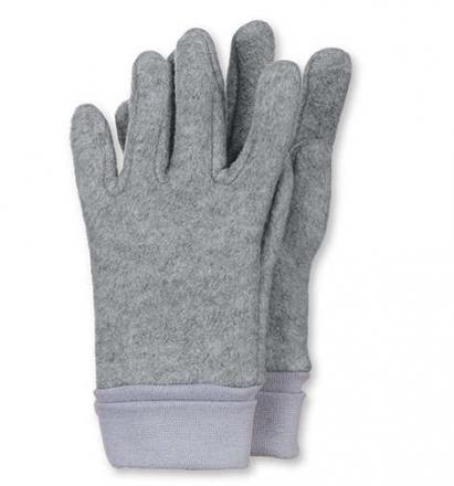 Sterntaler Fingerhandschuh Gr.4 silber melange