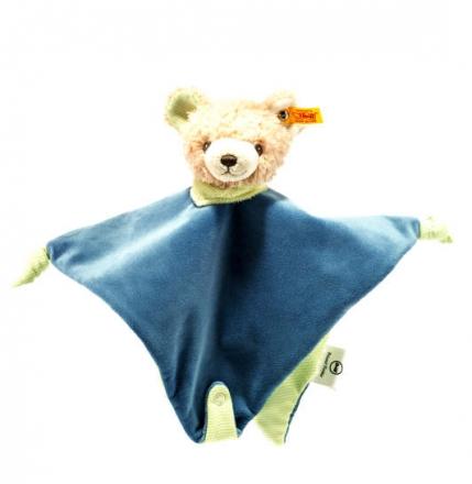 Steiff Teddy Freundefinder Schmusetuch 28 creme