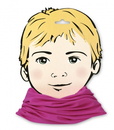 Sterntaler magic scarf 15230 fuchsia 773