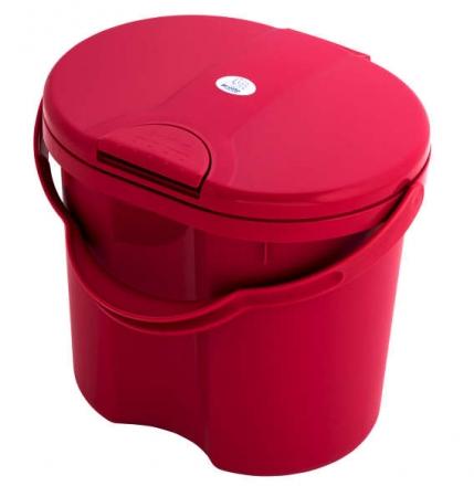 Rotho diaper bucket Top swedish rose