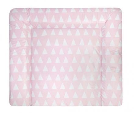 Zöllner Softy foly triangle pink 75x85