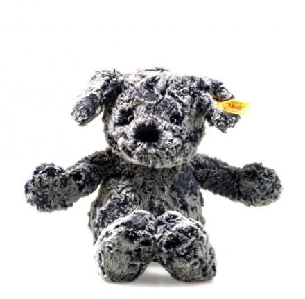 Steiff Taffy Hund 20 grau meliert