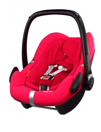 Maxi-Cosi Pebble Plus Berry Pink