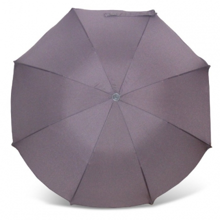Eisbärchen parasol for prams and strollers with UV protection 50+ grey