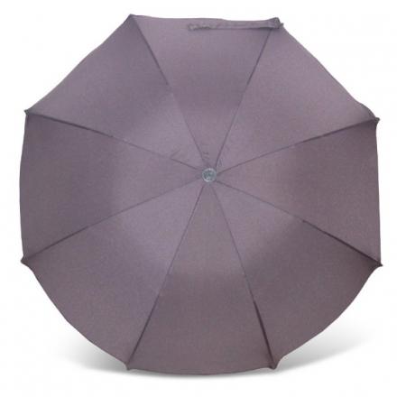 Eisbärchen Sonnenschirm mit UV-Schutz universal  grau