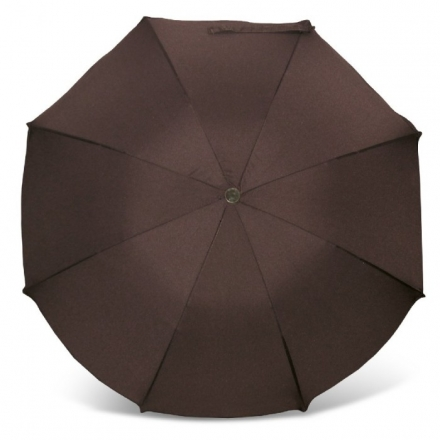 Eisbärchen parasol for prams and strollers with UV protection 50+ mocca