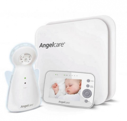 Angelcare® AC1300-D Noise and motion detector with video surveillance
