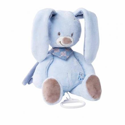 Nattou Alex & Bibou musical toy Bibou the Rabbit