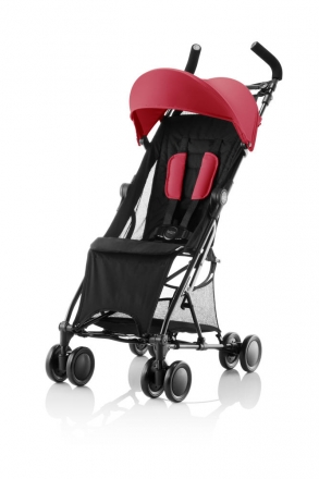 Römer Britax Holiday Flame Red