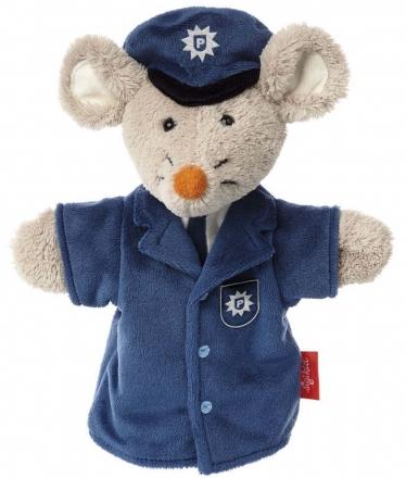 Sigikid 41331 Handpuppe Polizist