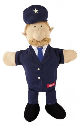 Sigikid 49039 puppet policeman