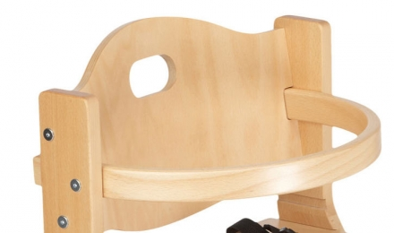 DawOst tiSsi® hoop guard for high chair nature