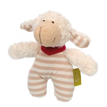 Sigikid 38886 graspy toy sheep Green