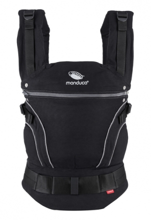 Manduca baby carrier First BlackLine PhantomGrey