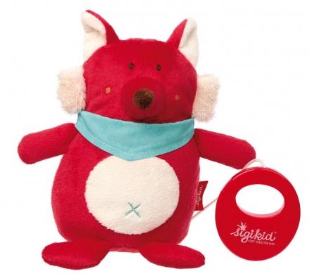 Sigikid 42130 musical toy fox